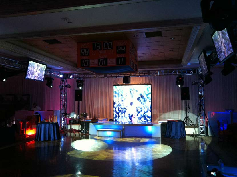 Event-with-various-size-video-screens