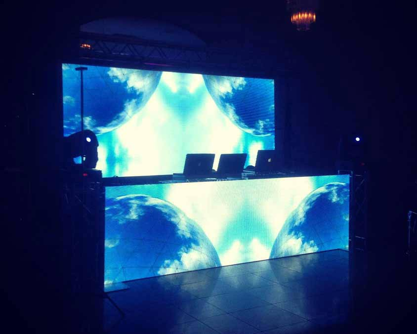 Video-projection-on-DJ-booth-at-mitvah