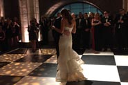 wedding event production lighting rentals