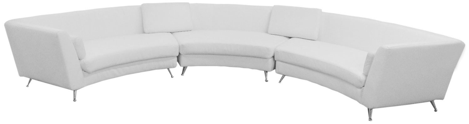 lounge-decor-curved sectional