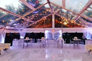 sweet 16 dance floor and lighting
